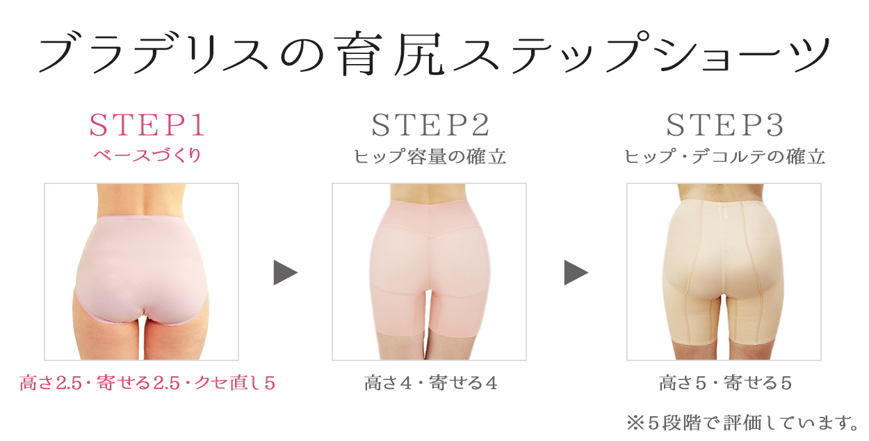 Step1ショーツ