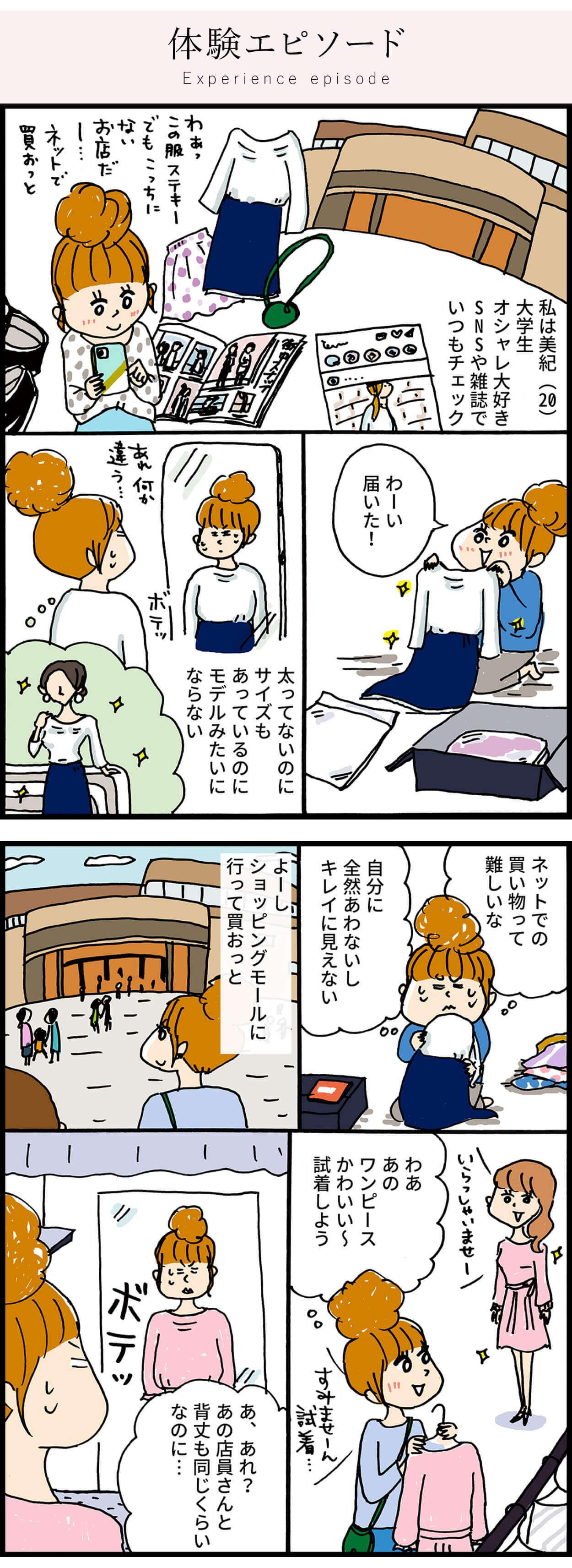 コラム漫画