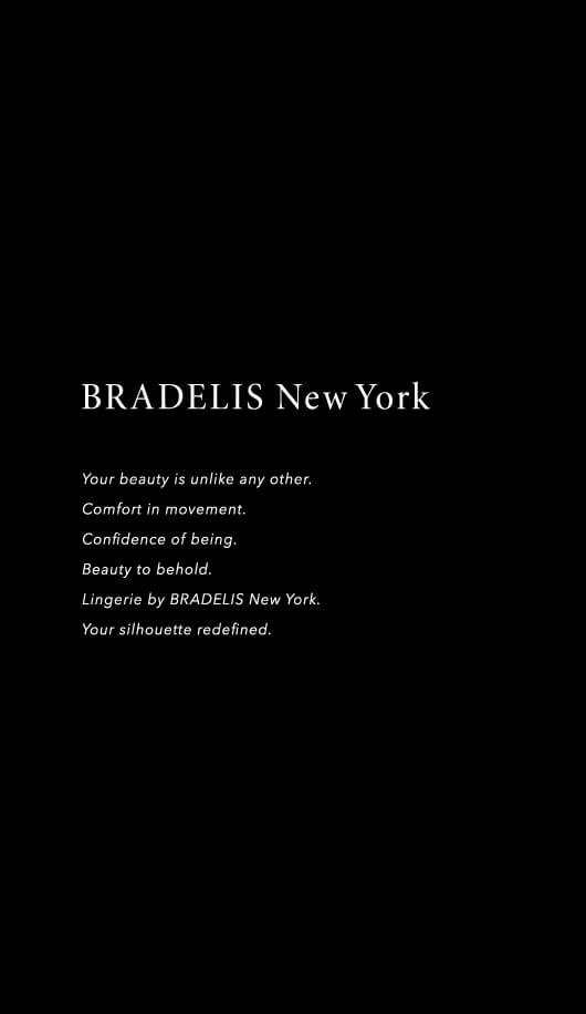 ブラデリスニューヨークコンセプトブック